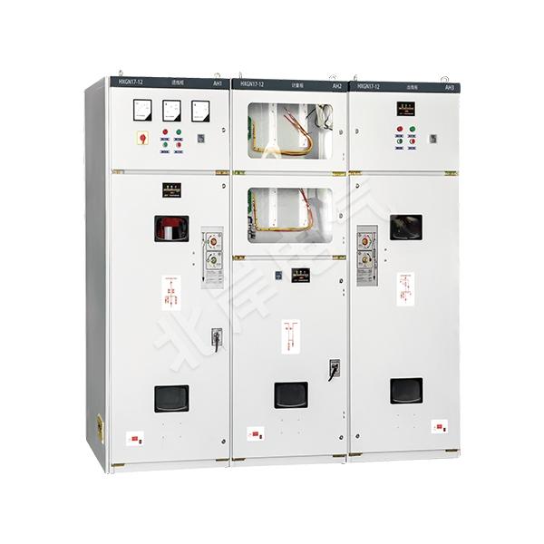 HXGN □ -12 箱式固定交流金屬封閉開關設備