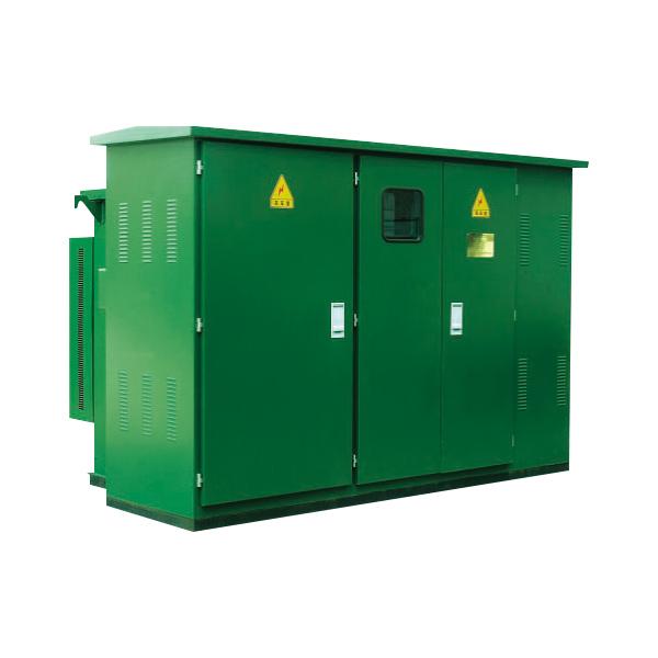 YB27-12美式預裝式箱式變電站