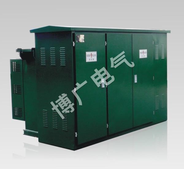 ZGS11系列組合箱式變壓器