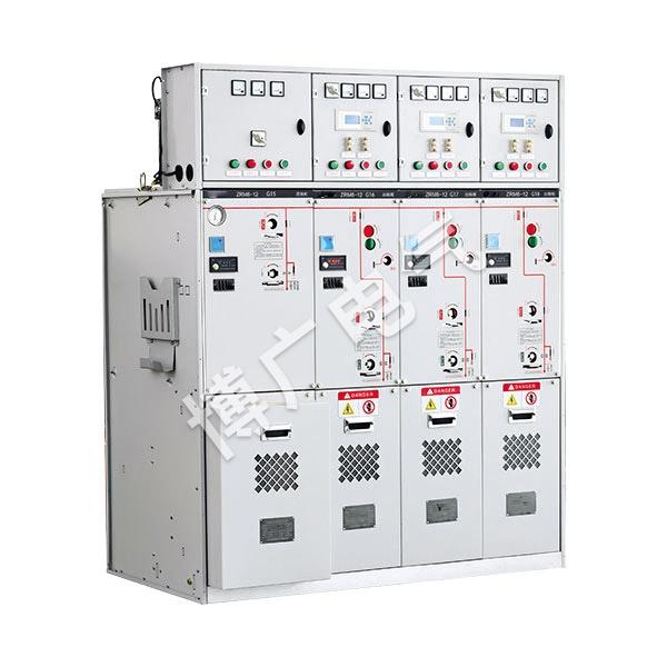 SRM6-12全封閉全絕緣充氣式環網開關設備