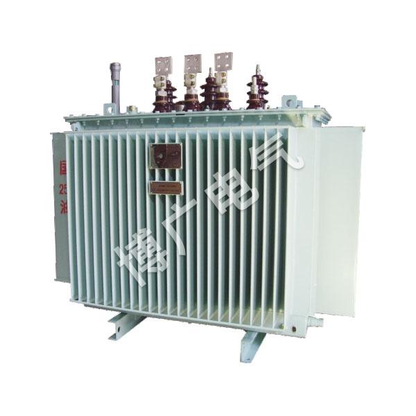 10kV級油浸式變壓器