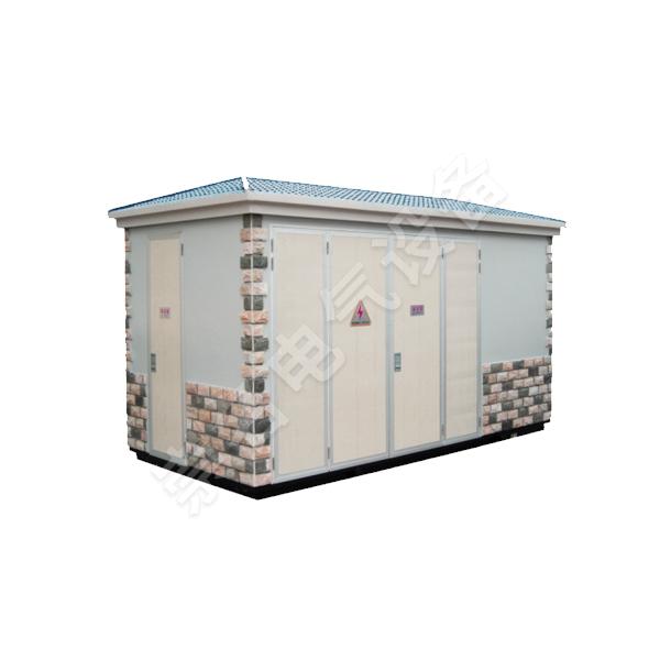 YB□-12/0.4戶外預裝式變電站(水泥歐式)