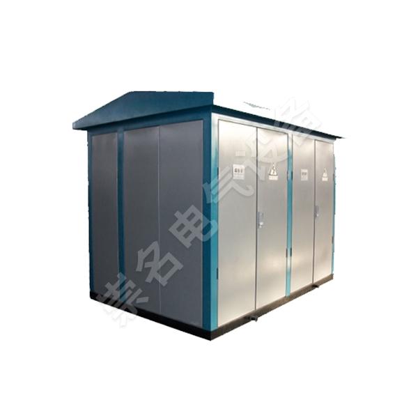 YB□-12/0.4戶外預裝式變電站(國網式冷軋板)