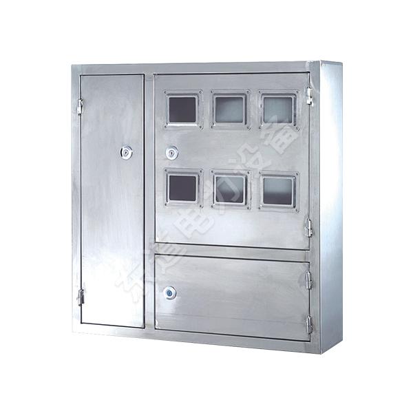 不銹鋼單相電表箱
