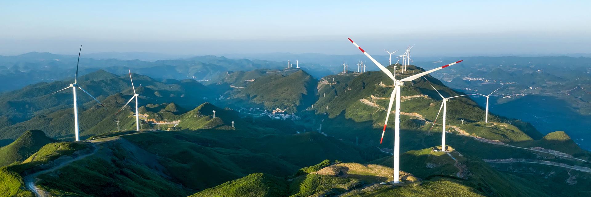 利川中槽风电场