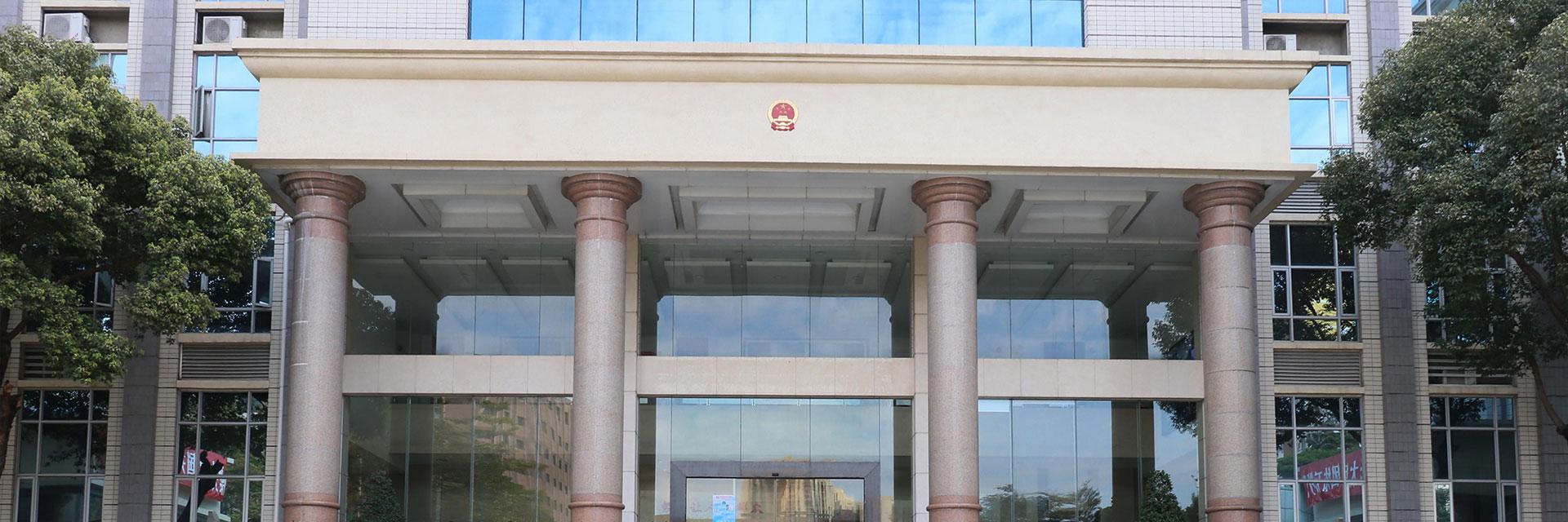 东莞市第一人民法院(母线槽工程)