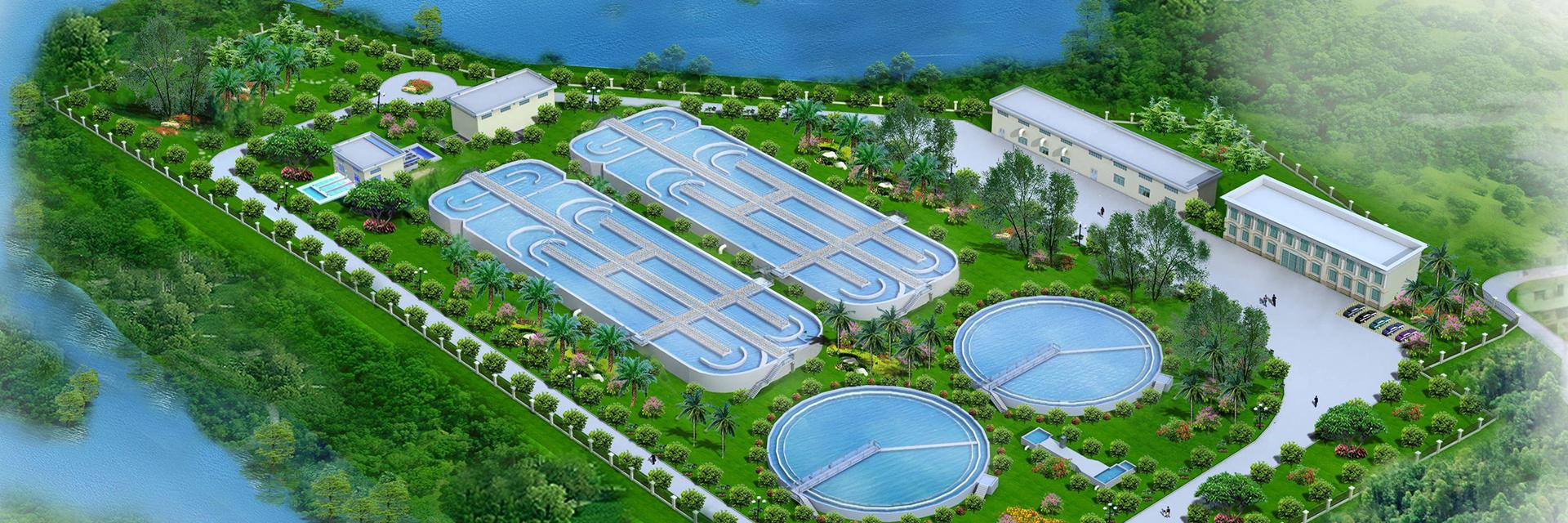 坦洲污水处理厂