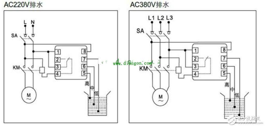 液位繼電器接線方法.jpg
