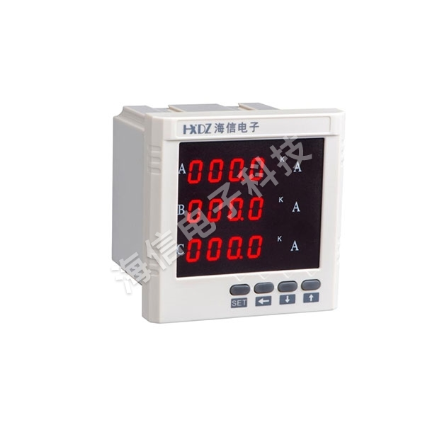 單相三相電流表和電壓表