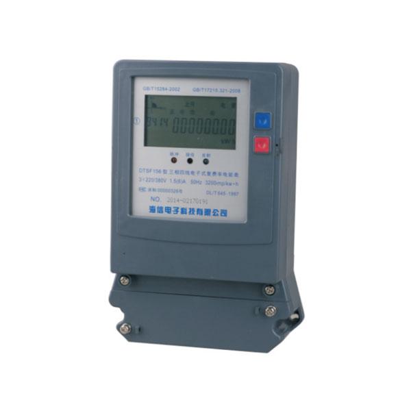 DTSF/DSSF系列電子式三相多費率電能表