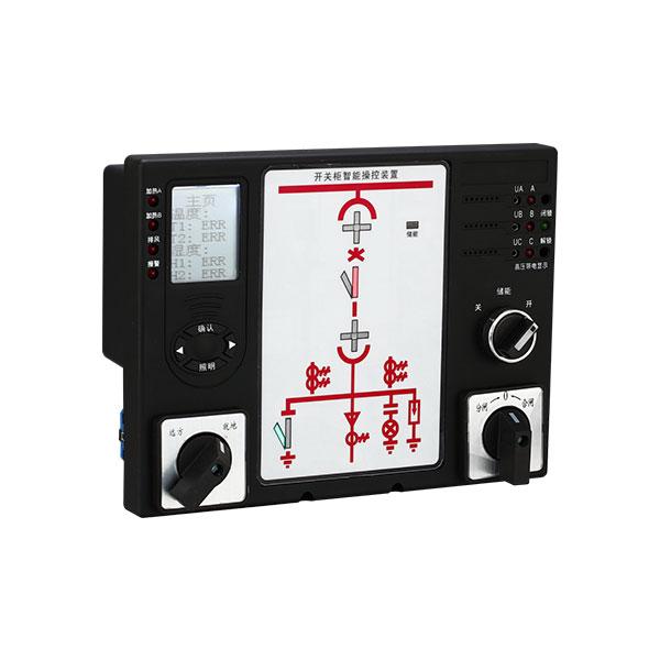 智能操控装置带测温