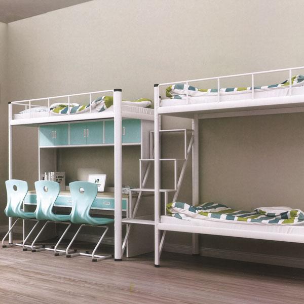 二連3人位中梯組合公寓床木柜ET-ZM2302