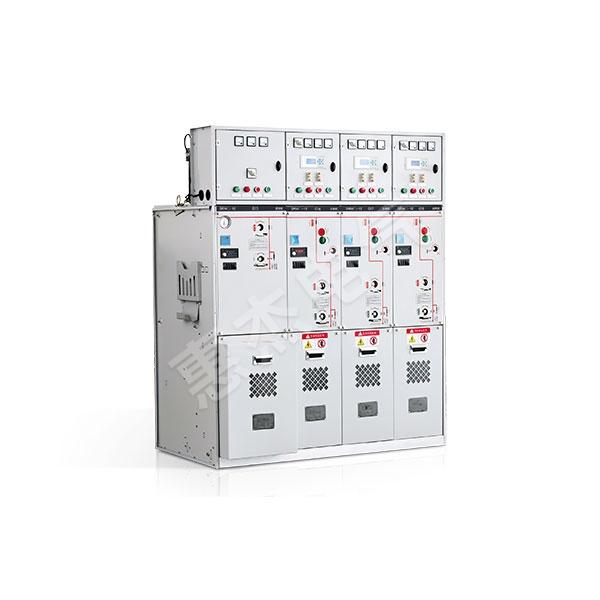 SRM □ -12全封閉全絕緣充氣式環網開關設備