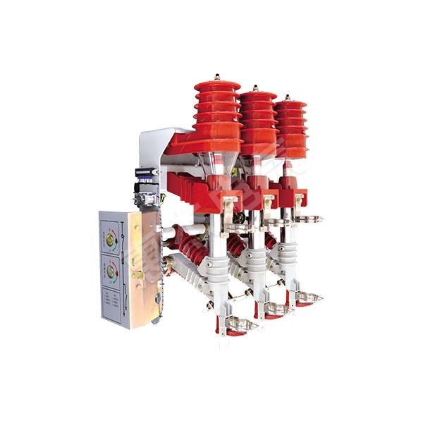 FKN12-12D/T630-20系列高壓壓氣式負荷開關