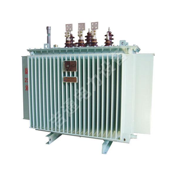 S11-M型6~10kV雙繞組無勵磁條壓全密封油浸式配電變壓器