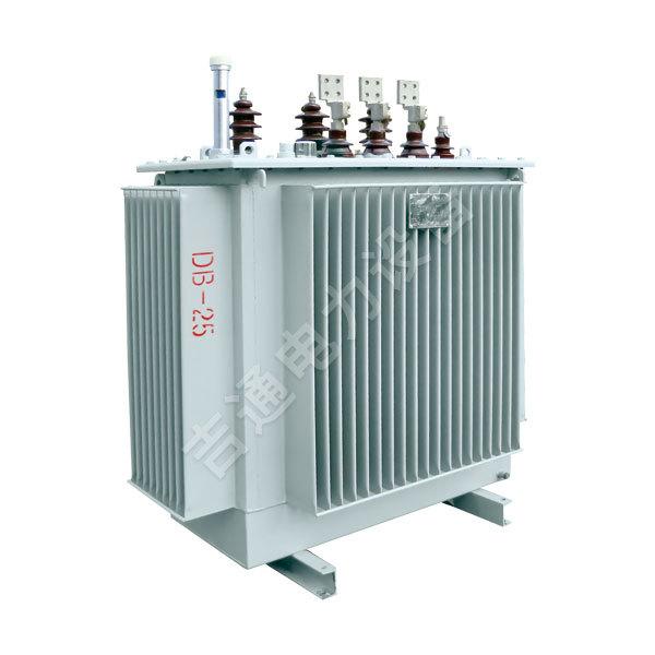 S13-M-10kV全密封油浸式配電變壓器