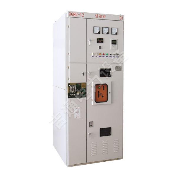 XGN2-12箱式固定式金屬封閉開關設備