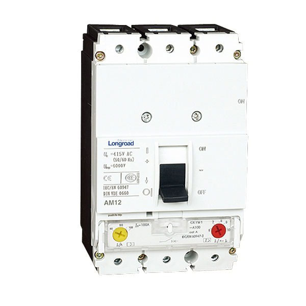 AM12 Series Moulded Case Circuit Breaker