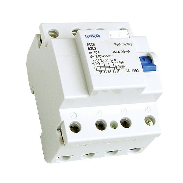 - Residual Current Circuit Breaker