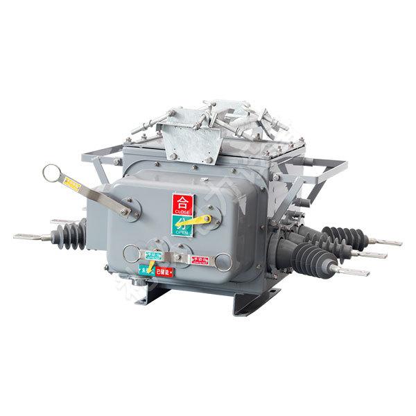 ZW20-12F/630-20戶外高壓真空斷路器