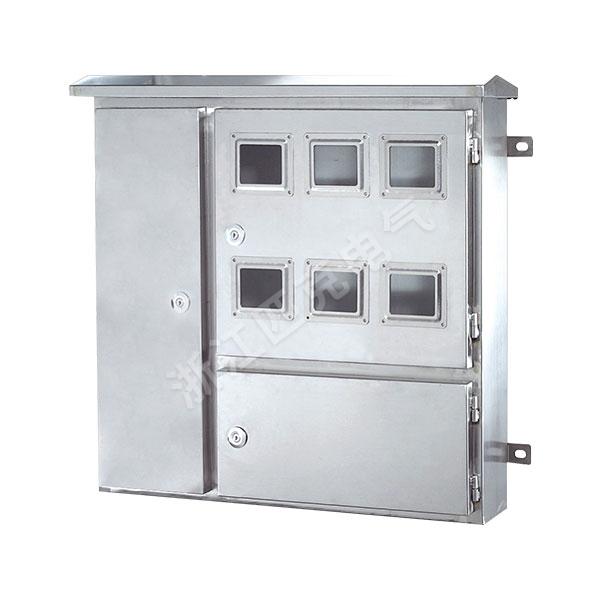 不锈钢单相电表箱