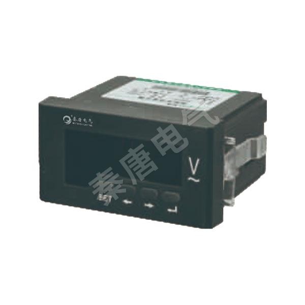 CQT192系列單相交流電壓表