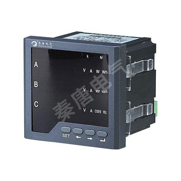 CQT192系列單相多功能電力儀表