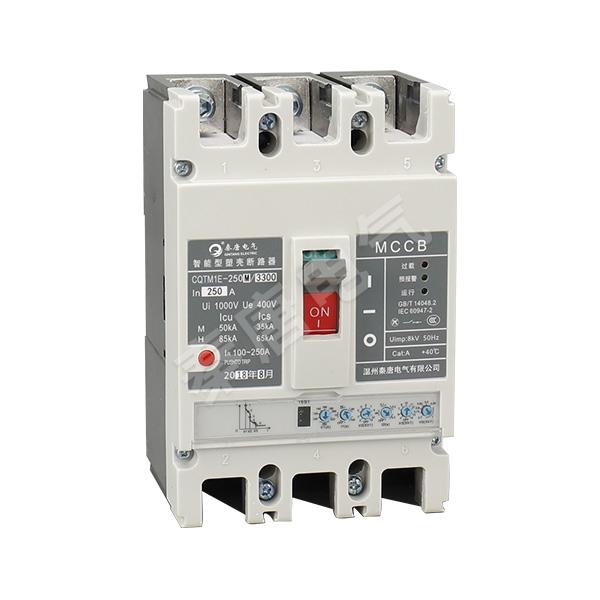 CQTM1E-250塑料外殼式漏電斷路器