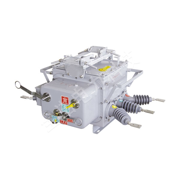 ZW20A-12户外高压真空断路器