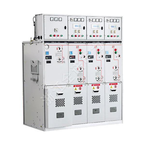 BGM6-12全封闭全绝缘充气式环网开关设备