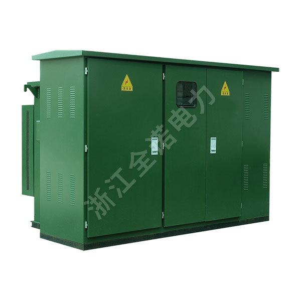 YB27-12美式预装式箱式变电站