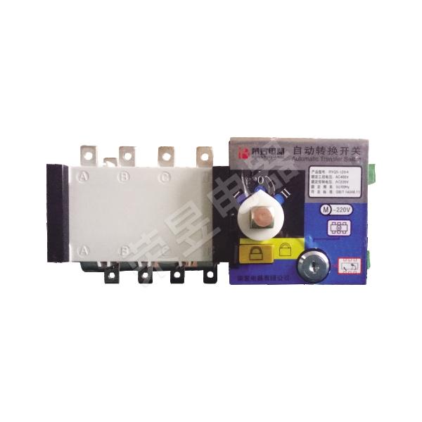 RYQ5系列PC級雙電源自動轉換開關