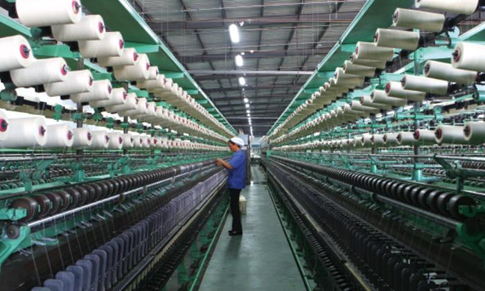 紡織行業應用