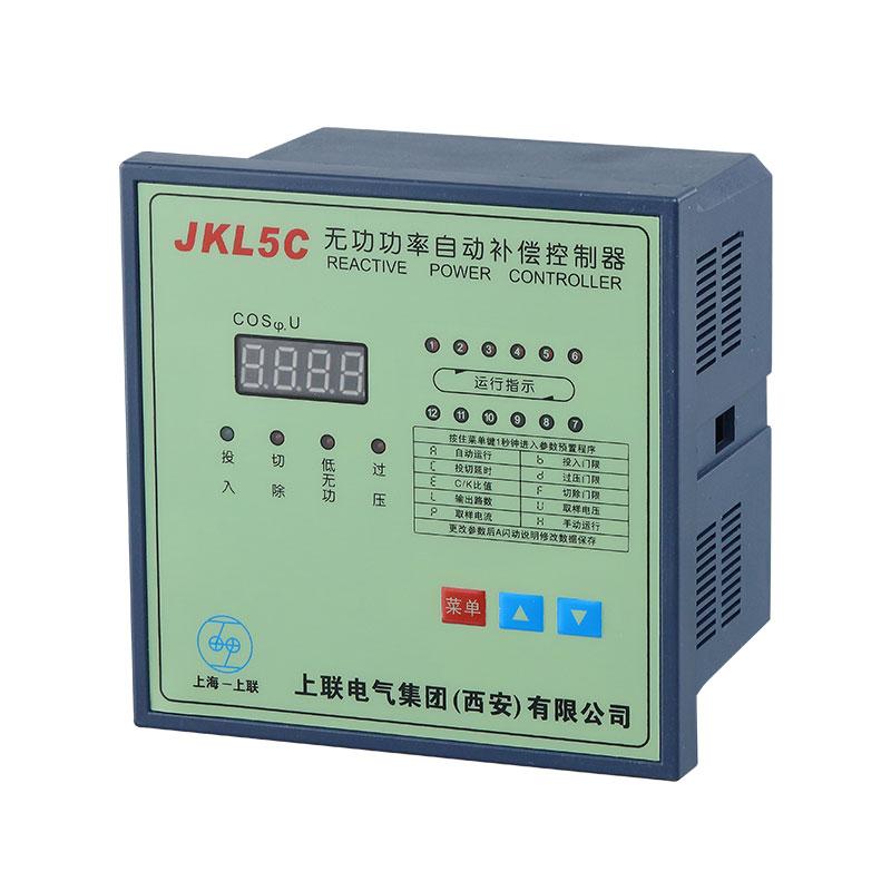 JKW5C無功功率自動補償器