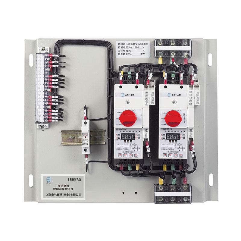 IRMKBO-N可逆型控制與保護開關電器