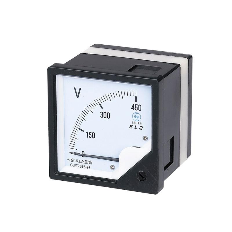 6L2型、46L2型交流電流電壓表