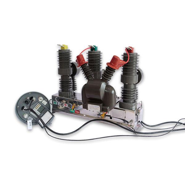 ZW32ABG-12系列智能型戶外高壓智能真空斷路器