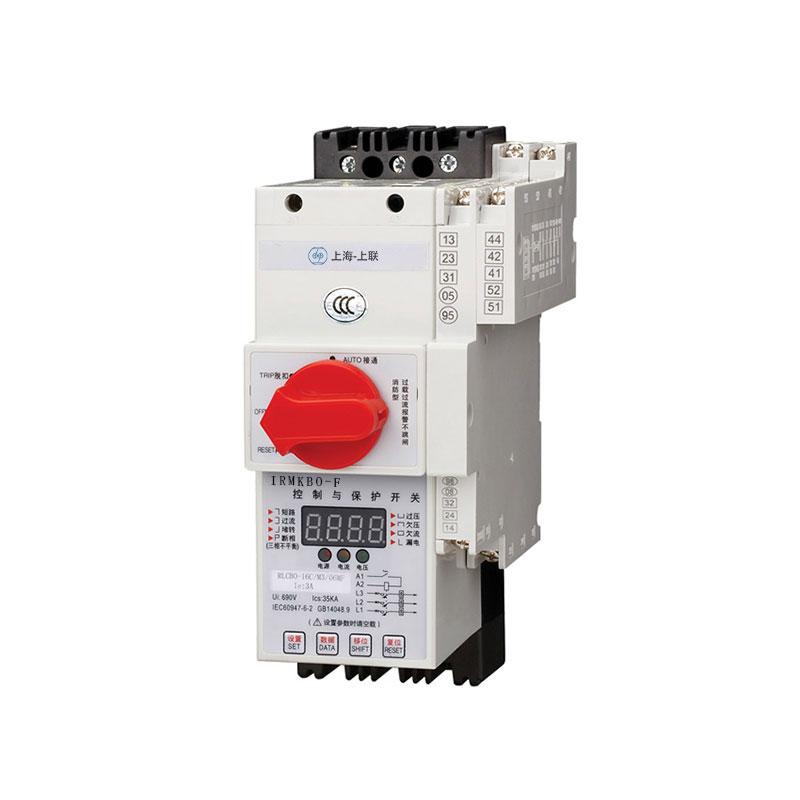 控制與保護開關電器
