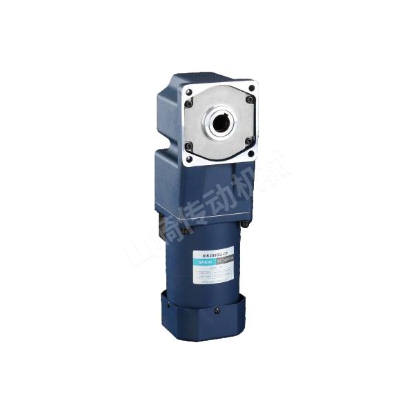 小型交流直角減速電機250w 140mm