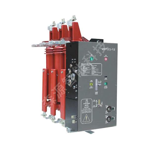 YEP-(SVEF)-12GD側裝固封式戶內高壓真空斷路器