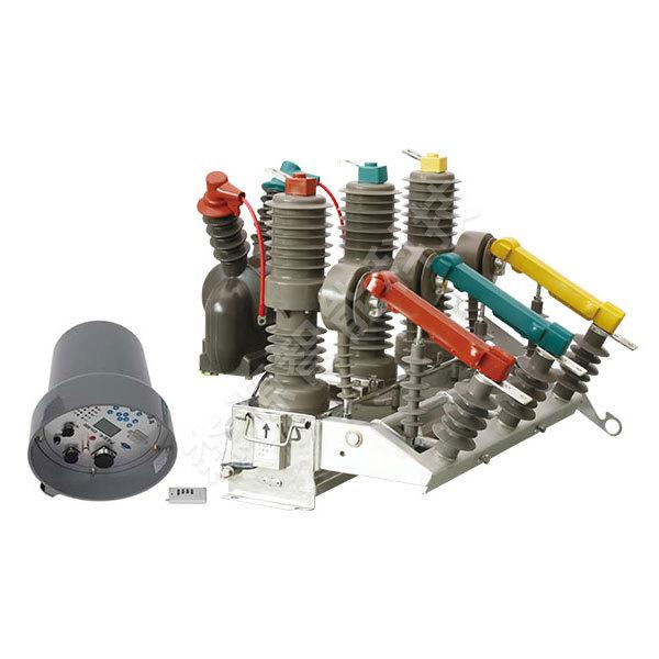 ZW32-12F 戶外高壓真空斷路器/ 智能型