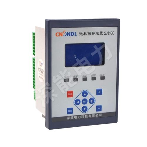 智能單相電壓表SN194U-口K1