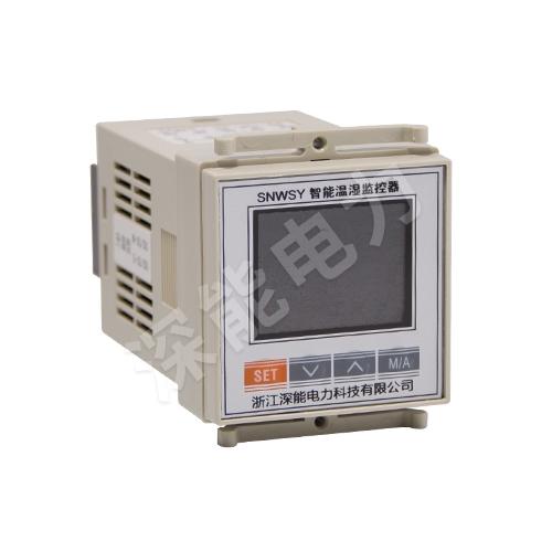 SNWSY液晶智能溫濕度控制器