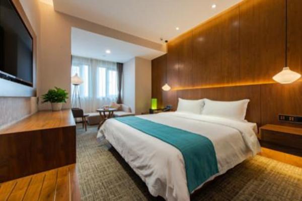 瀘州紅方格酒店