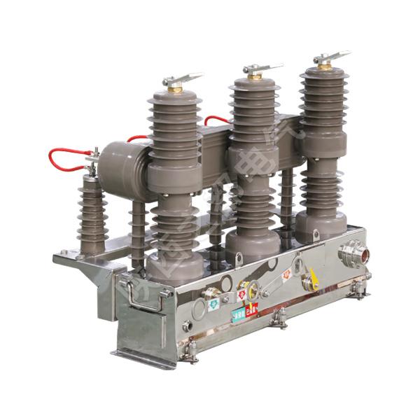 ZW32M(T)-12户外高压真空断路器 / 一二次融合 ( 带方向性判断 )