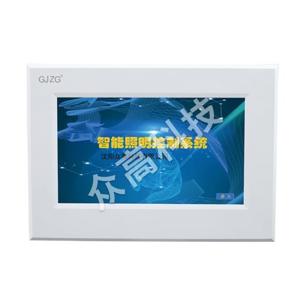 GJZG-ZM1-KKZN 液晶智能控制面板