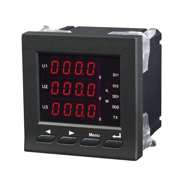 GJZG-DSU3-數字三相電壓表
