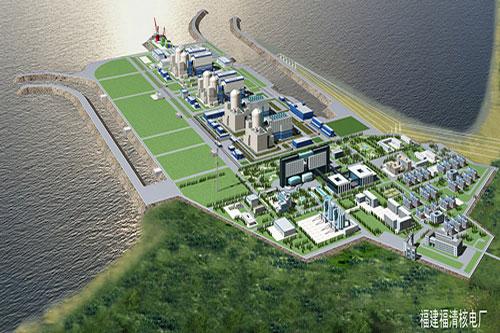 2016-福清核電站