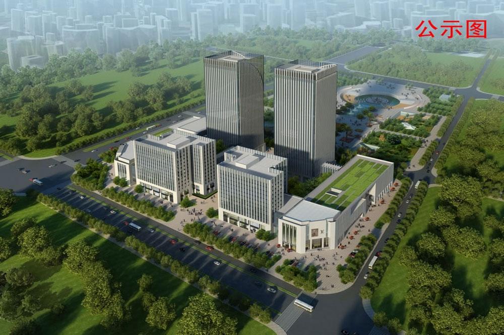 2015-浙江金華蘭溪總部大樓1
