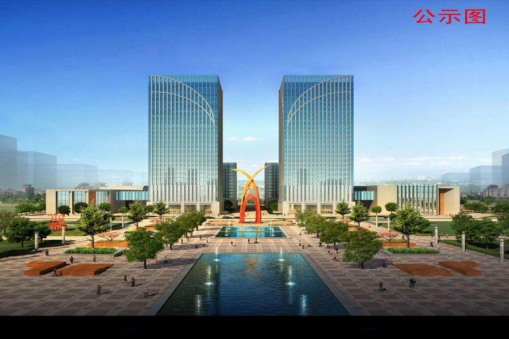 2015-浙江金華蘭溪總部大樓